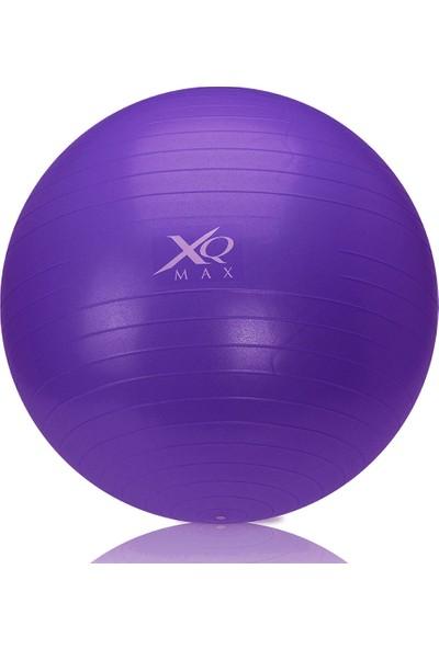 Xq Max 128720000 75CM Pilates Topu Mor