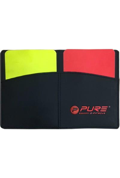 Pure P2I310050 Hakem Kartı Seti