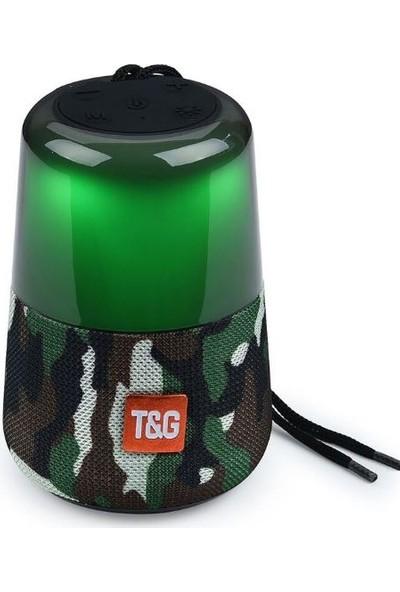 T&g TG168 Polygold Bluetooth V5.0 Stereo Hoparlör