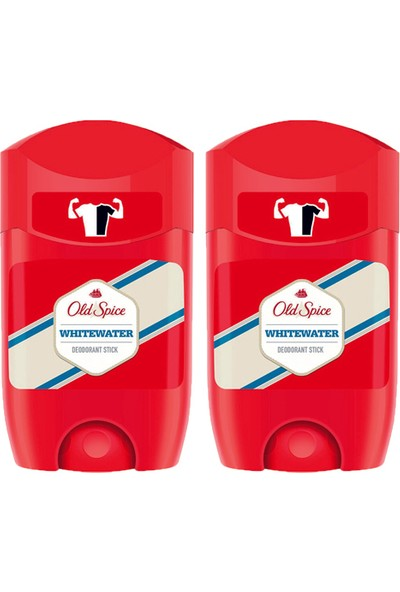 Old Spice Deo Stick 50 ml Whitewater 2 Adet