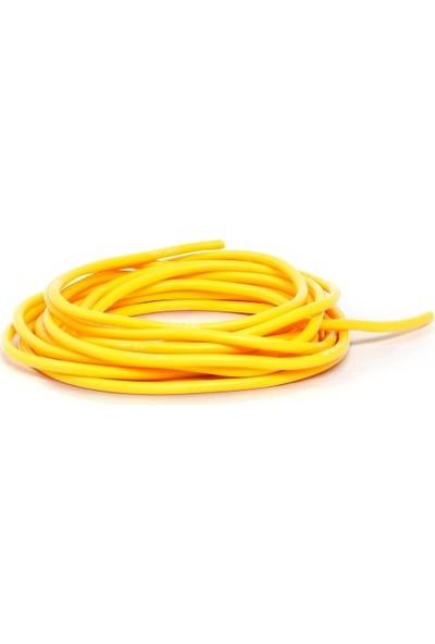 Theraband Tubing Egzersiz Lastiği 30.5 Metre Sarı