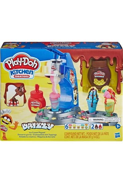 Play-Doh Renkli Dondurma Dükkanım