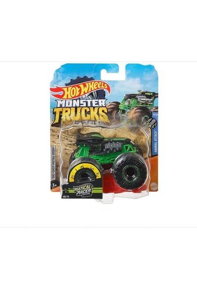 Hotwheels FYJ44 Monster Trucks 1:64 Araba Ratıcal Racer GJD83