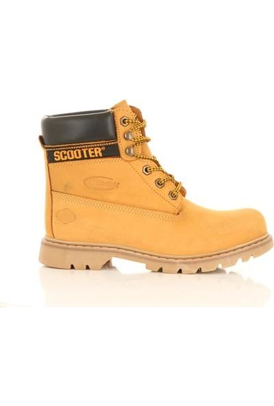 Scooter 5130 M Sarı Erkek Bot