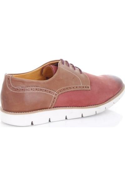 Greyder 3660 Bordo Erkek Günlük Ayakkabı