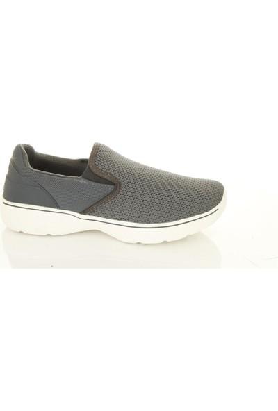 Greyder 63524 Gri Erkek Günlük Ayakkabı