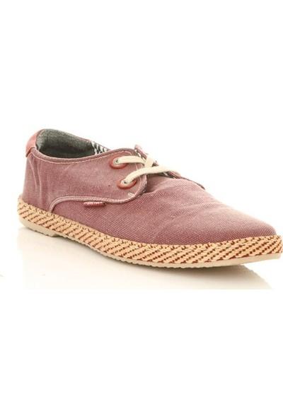 Greyder 8047 Bordo Erkek Günlük Ayakkabı