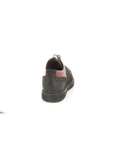 Sail Lakers 3258 Siyah Erkek Günlük Ayakkabı