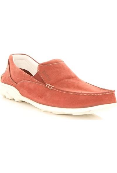 Scooter 1731 Bordo Erkek Günlük Ayakkabı