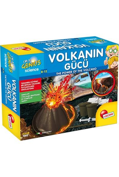 Lisciani Volkanın Gücü Deney Kiti Eğitici Oyun Seti