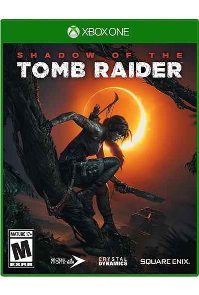Shadow Of The Tomb Raider Xbox One Oyun