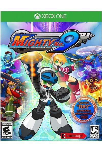Xbox One Mighty No 9 Oyun