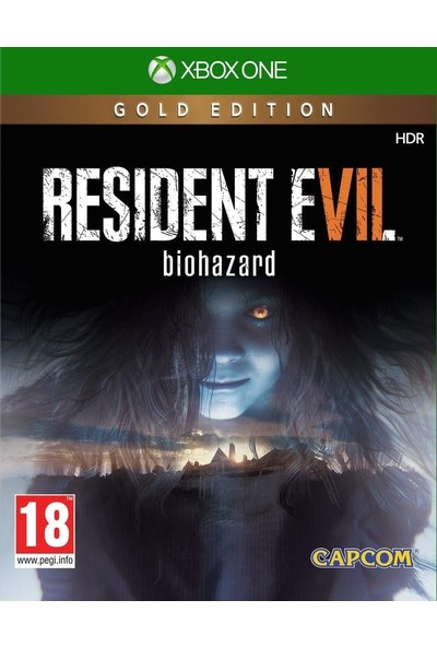 Resident Evil 7 Gold Edition Xbox One Oyun