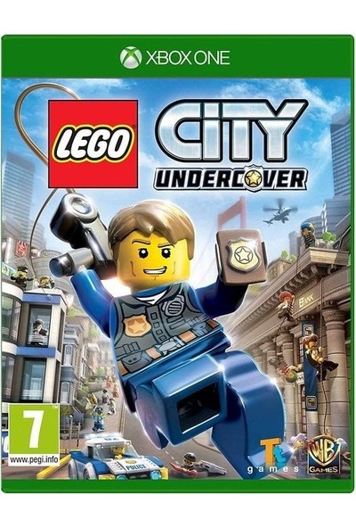 LEGO City Undercover Xbox One Oyun