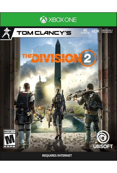 The Division 2 Xbox One Oyun
