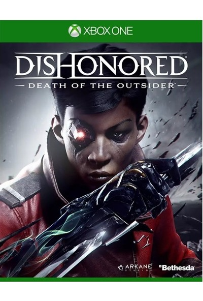 Dishonored Death Of The Outsider Xbox One Oyun