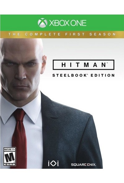 Hitman The Complete First Season Xbox One Oyun