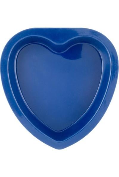 Siliconart Silikon Kalp Kek Kalıbı YS071