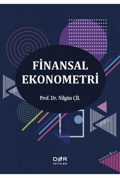 Finansal Ekonometri - Nilgün Çil Yavuz