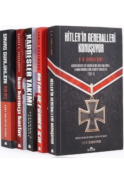 İkinci Dünya Savaşı Seti (5 Kitap) - Basil Henry Liddell Hart