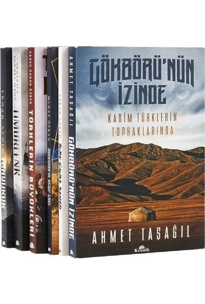 Türklerin Kadim Tarihi Seti (6 Kitap) - Kolektif