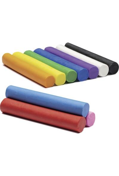 Carioca Plasty Kurumayan Oyun Hamuru 10 Renk 200 gr 42173