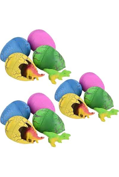 Partylandtr Suda Büyüyen Dinazor Yumurtası Küçük Boy 12 Adet