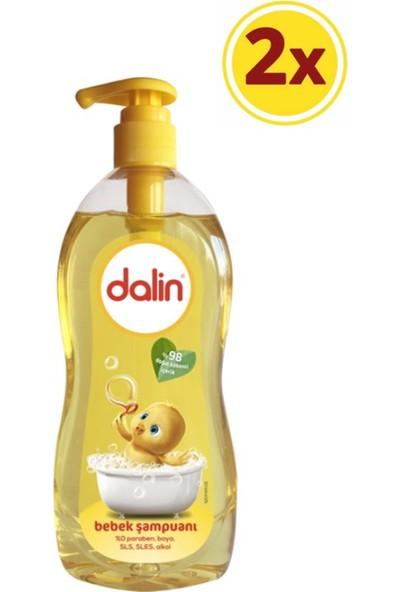 Dalin Bebek Şampuanı 900 ml x 2 Adet