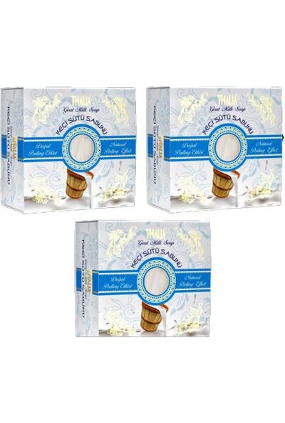 Thalia Doğal Keçi Sütü Özlü Sabun 150 gr 3 Adet