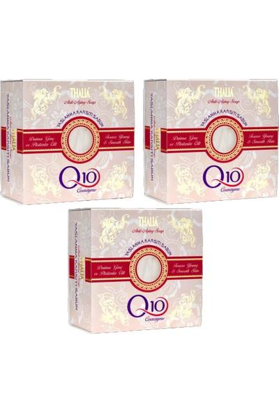 Thalia Doğal Coenzym Q10 Sabun 150 gr 3 Adet