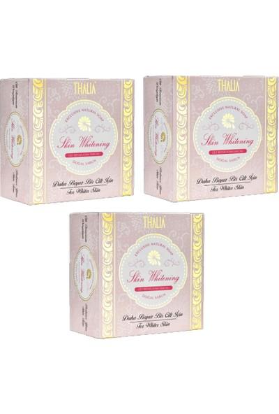 Thalia Doğal Cilt Beyazlatma Sabunu 150 gr 3 Adet