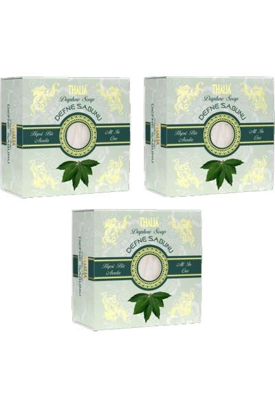 Thalia Doğal Defne Yağlı Sabun 150 gr 3 Adet