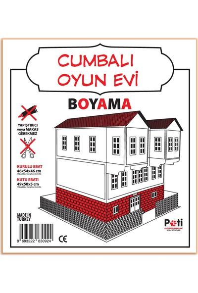 Pati Atatürk Evi Boyama