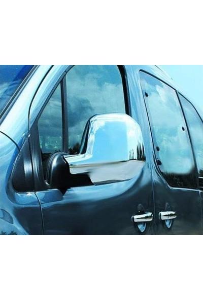 Başkent Oto Peugeot Partner Tepe Abs Krom Ayna Kapağı 2 Parça 2012 Üzeri