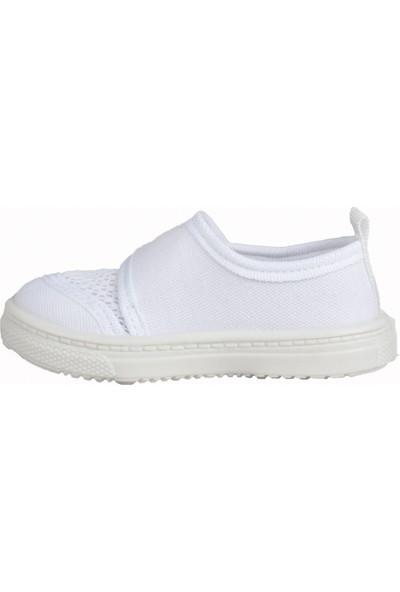 Sanbe 401 R 002 Anatomik Kız/Erkek Çocuk Keten Ayakkabı