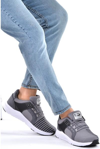 Jump 24909 Günlük Fileli Erkek Spor Ayakkabı