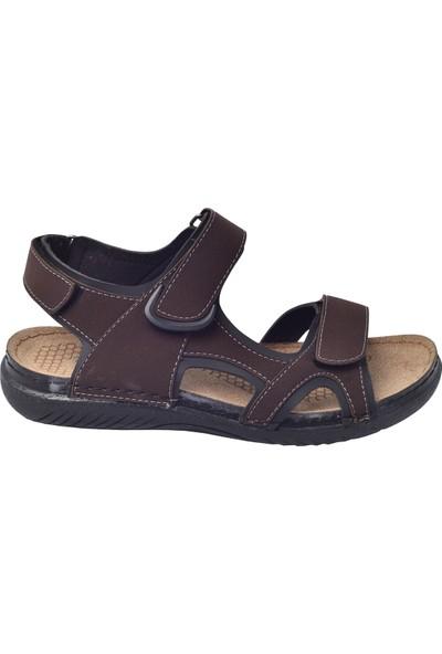 Jump 21650 Günlük Cırtlı Erkek Sandalet