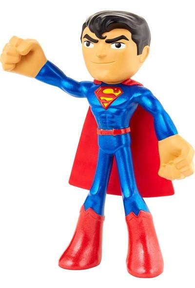 Justice League Justice League Bükülebilen Figürler Superman Redeco GGJ01 - GLP10