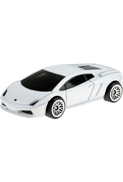 Hotwheels Temalı Arabalar Özel Seri Lamborghini Gallardo Lp 560 4 GDG44 - GJV60