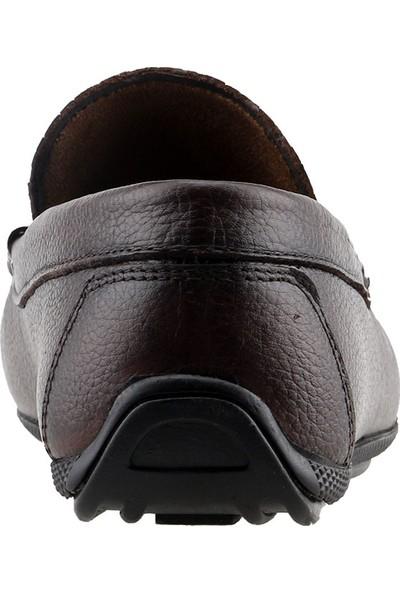 Bigtorres 1830 Günlük Deri Fiyonklu Erkek Ayakkabı