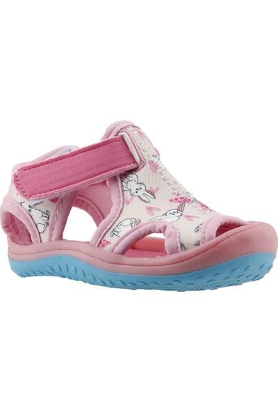 Ayakland Kids Resimli Aqua Kız Çocuk Sandalet