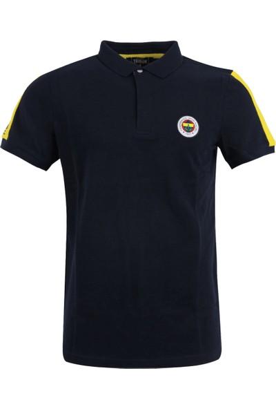 Fenerium Erkek Tribün Basic Polo Yaka T-Shirt