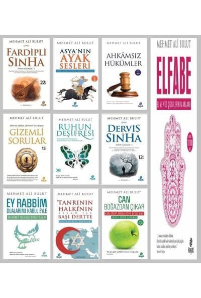 Mehmet Ali Bulut Seti 10 Kitap - Mehmet Ali Bulut