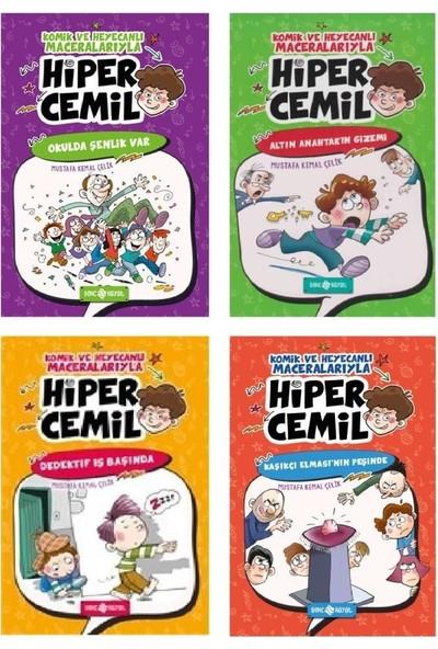 Hiper Cemil Seti 4 Kitap Mustafa Kemal Çelik - Mustafa Kemal Çelik