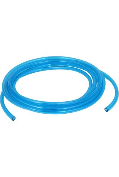 Motion Poliüretan Hortum T Serisi Mavi 5,5 x 8 mm