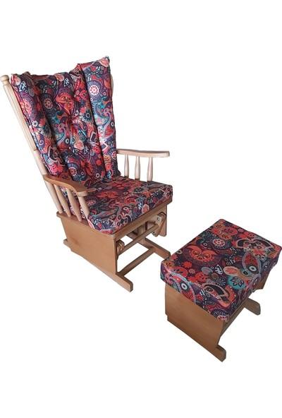 Munywood Sallanan Sandalye - Koltuk