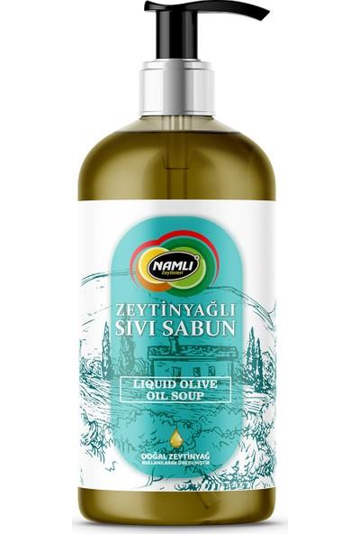 Namlı Zeytinleri Zeytinyağlı Sıvı Sabun - 250 ml