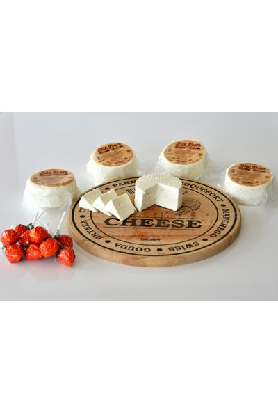 Sütbon Artizan % 100 Keçi Peyniri 1000 gr ( 4 - 5 adet )