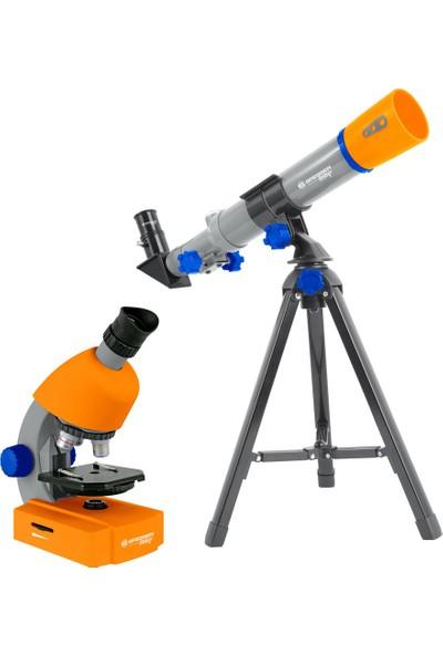 Bresser, Junior Mikroskop ve Teleskop Seti