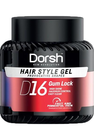 Dorsh Saç Jölesi Gum Lock D16 700 ml